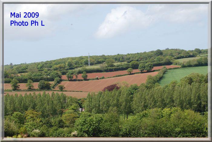 Le Village et le concours de peinture 2009