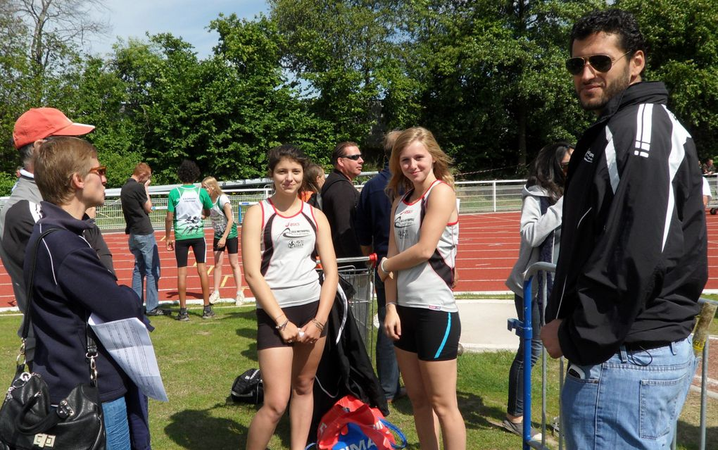 district Flers, ugsel Marquette, stage club, interclubs