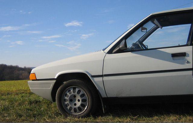 Album - Citroën BX
