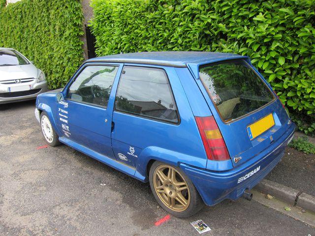 Album - Epaves auto - Renault
