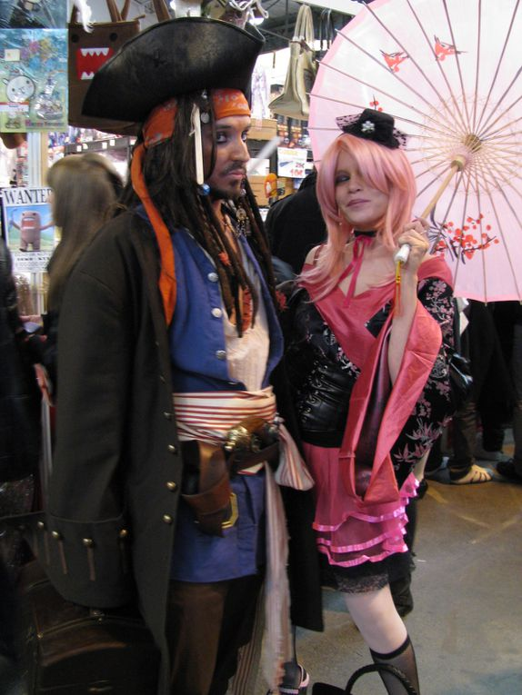 Les photos de la Japan Expo Sud de Marseille en 2010 !!