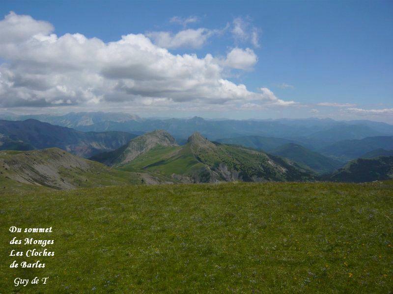 LES MONGES 2115M. LE 9 JUIN 2011
