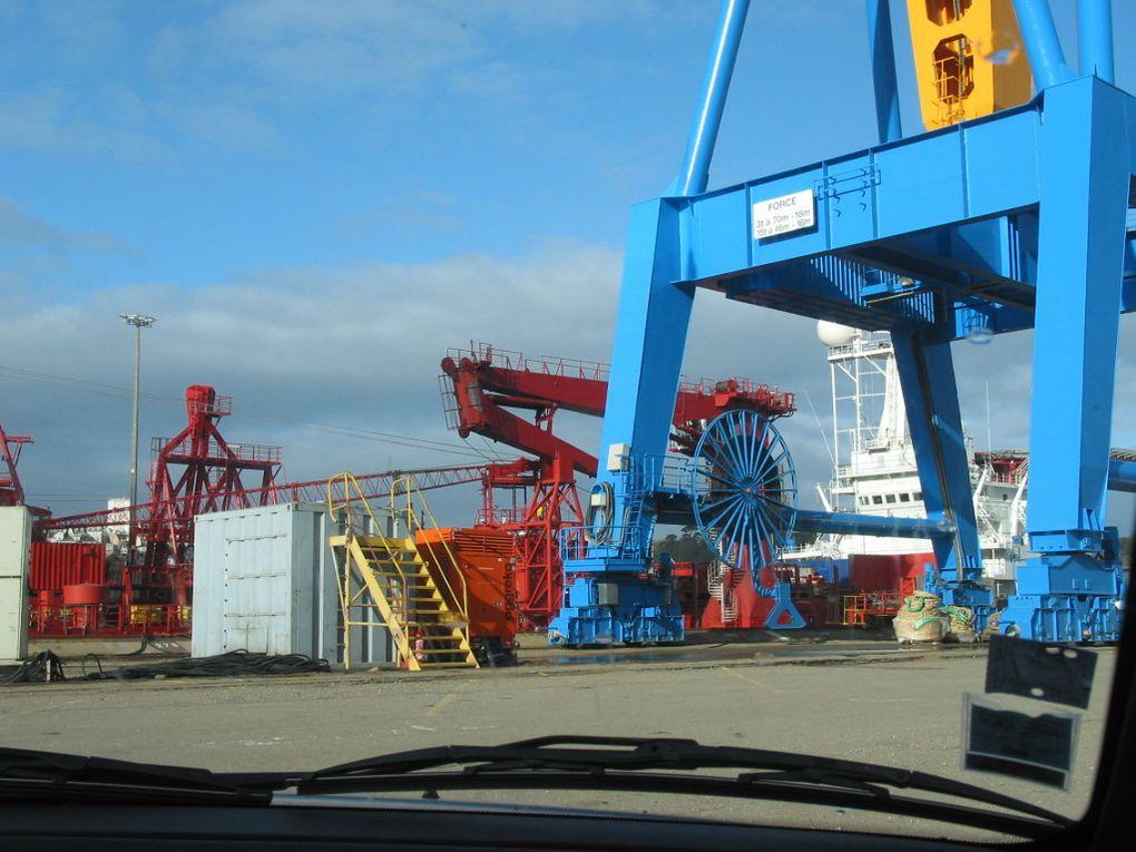 Les photos de la formation sur la réparation navale à Brest