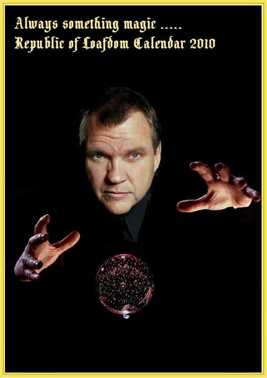 Album - MEAT LOAF Portraits