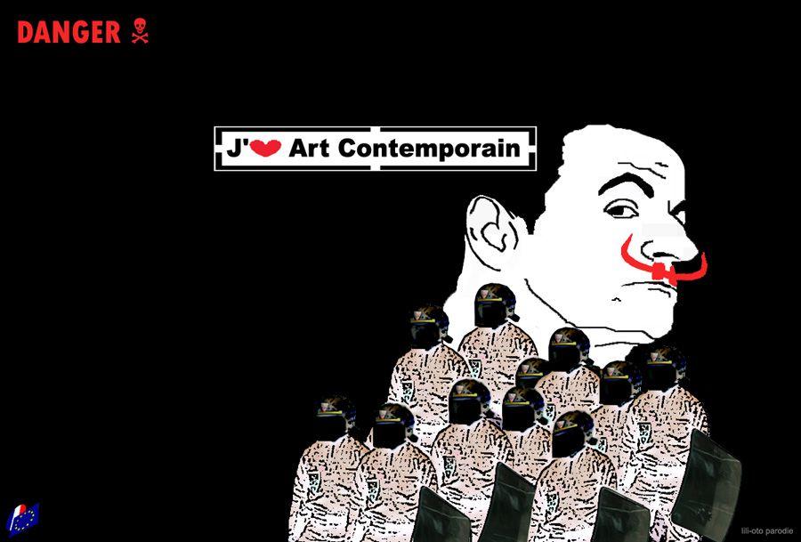 la biennale d'art contemporain de Lyon 2009 France