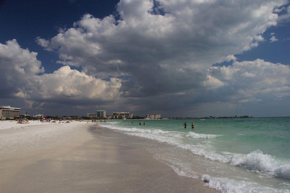 8 jours dans le nord de la Floride