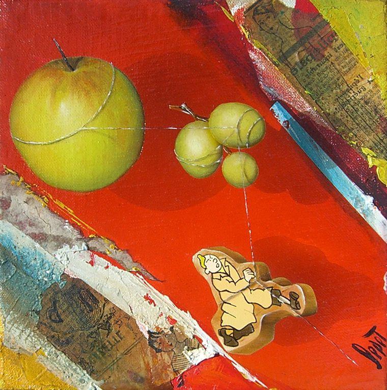 Album - GENET-Olivier