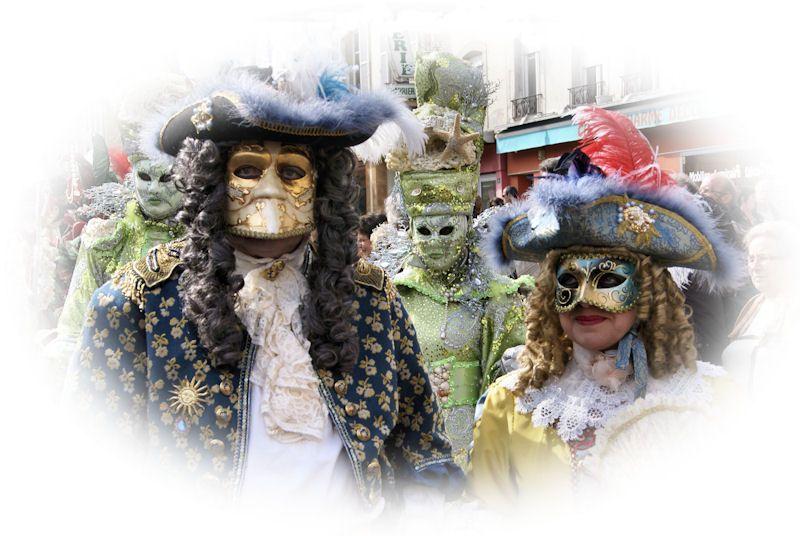 carnaval vénitien de Remiremont 2011