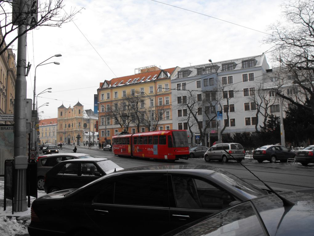 15 janvier 2009 Visite de Bratislava