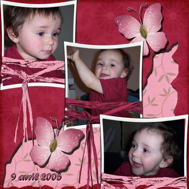 Album - album-floriane-2006
