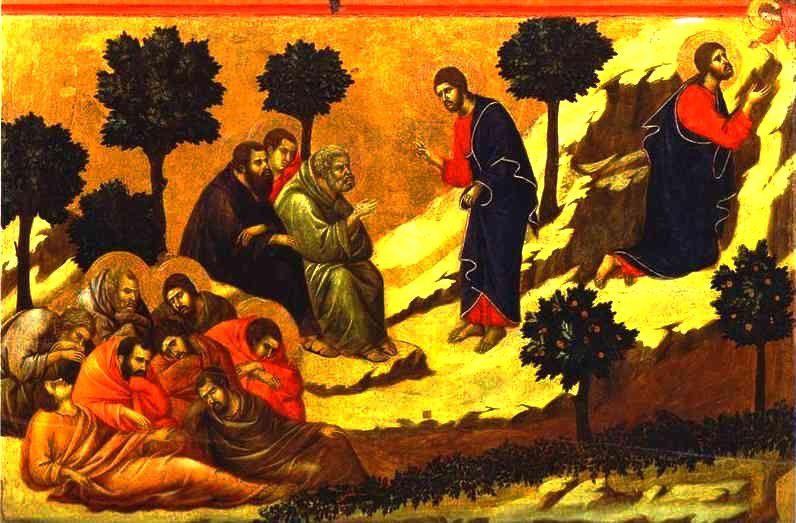 Des rameaux à la résurrection