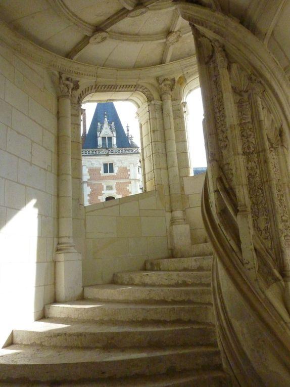 A la découverte de Blois et Vendôme.