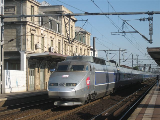 Album - Photos des trains de la SNCF
