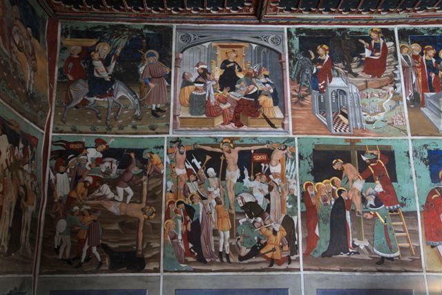Les chemins du baroque en Haute Maurienne