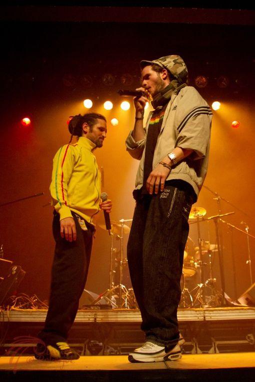 Mal Maal au festival reggae de Beynes 2012 à la Barbacane