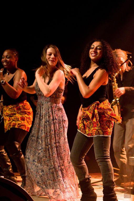 Sodjul au festival reggae de Beynes 2012 à la Barbacane