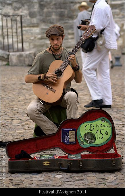 Album - Festival d'Avignon 2011