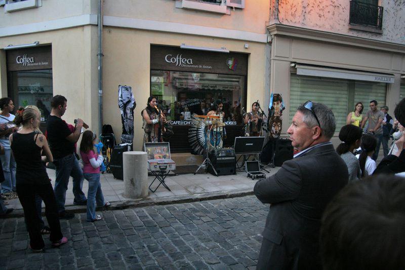 Album - Fête de la musique Rambouillet 2011