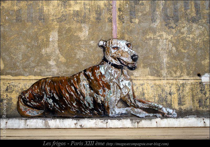 Album - Les Frigos - Paris XIIIeme