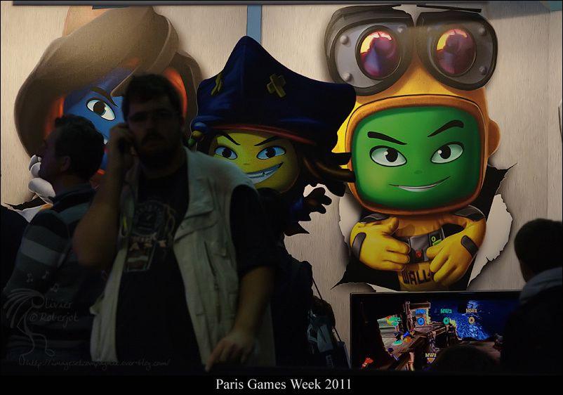 Album - Paris Games Week