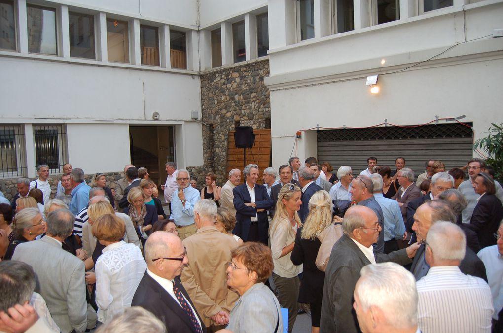 Inauguration de la nouvelle permanence de Christine de Veyrac à Toulouse