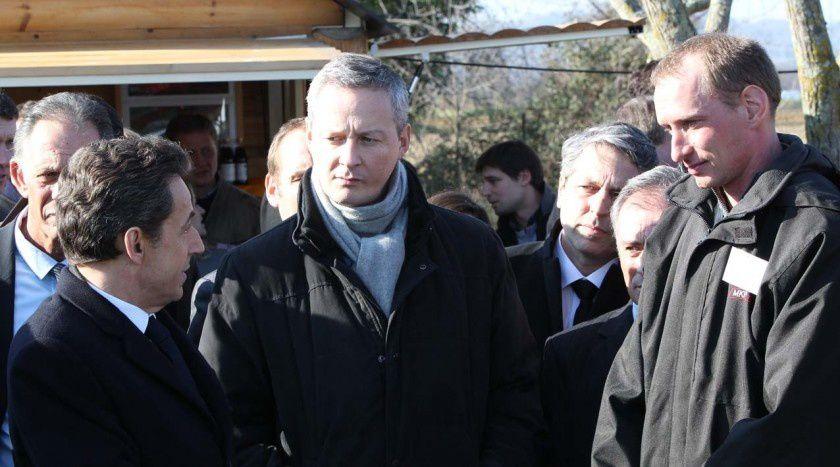 Album - 2012/01/17 : Voeux-de-Nicolas-Sarkozy-a-la-France-Rurale