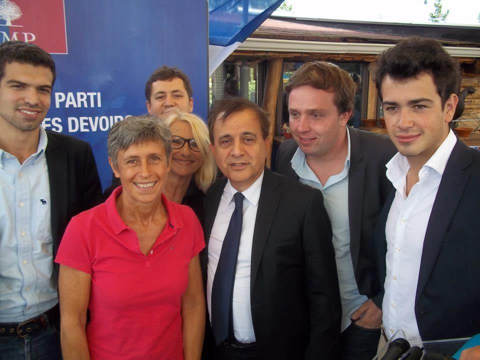 Album - 2012/09/22 : Campus Jeunes Populaires