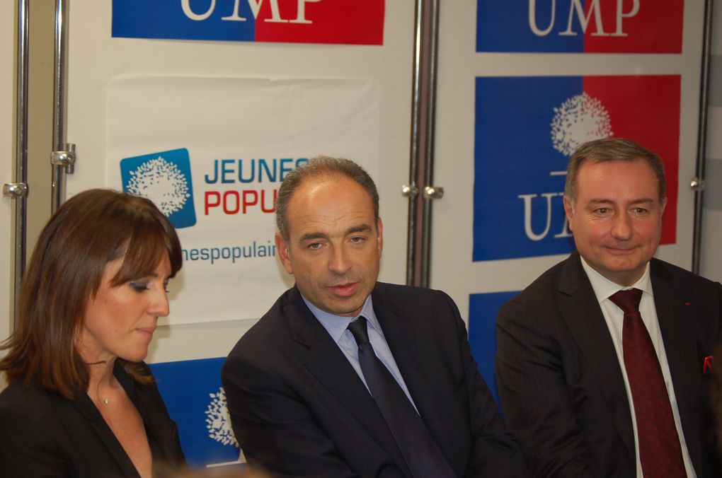 Album - 2012/10/24 : Jean-Francois Copé en meeting à l'Union