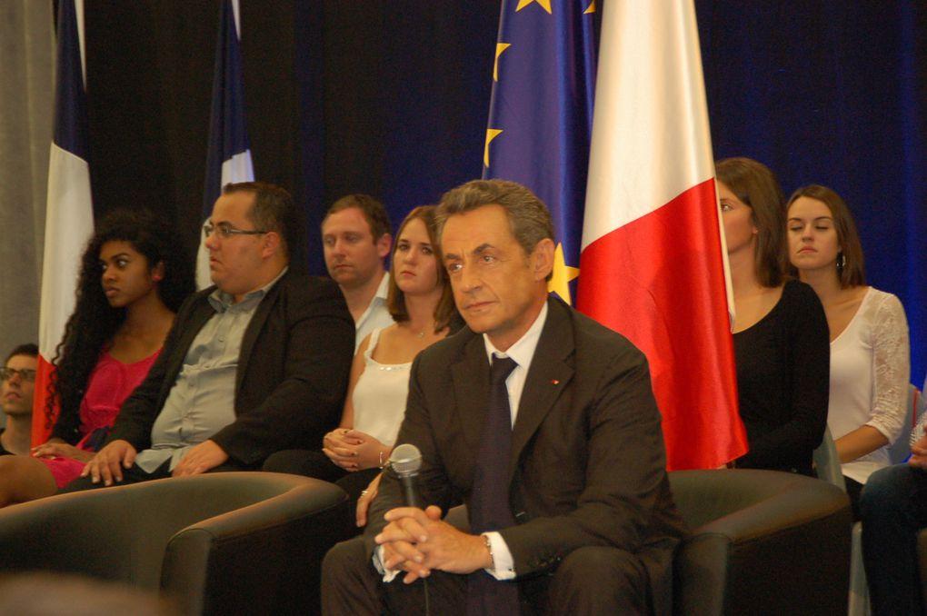 Album - 2014/10/08 : Nicolas Sarkozy à Toulouse