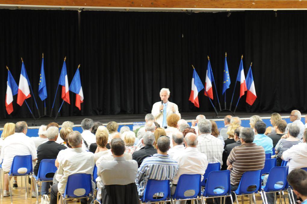 Album - 2012/06/05 : Réunion Publique à Castelginest
