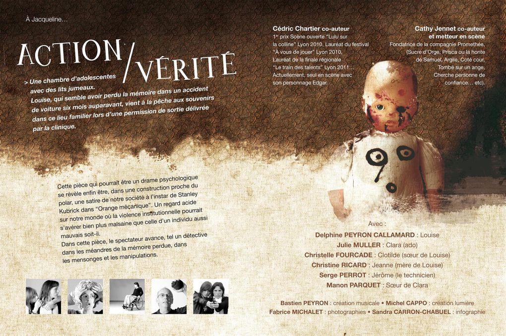 magazine ACTIVE spécial modeMars 2009Reportage réalisé par Pascale Godin