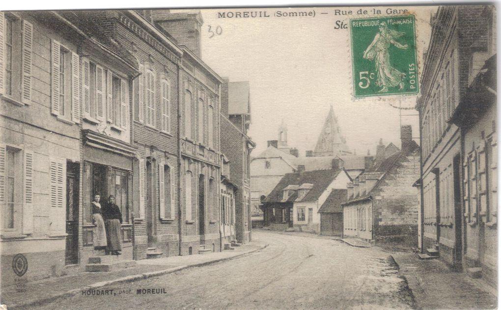 Cartes postales et photos de Moreuil