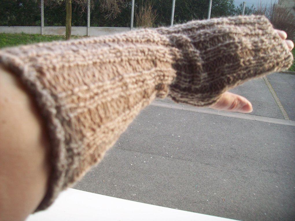Mes tricots au fil du temps