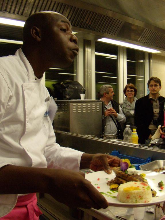 Les photos de ce week end exceptionnel, autour de la cuisine et des blogueurs
