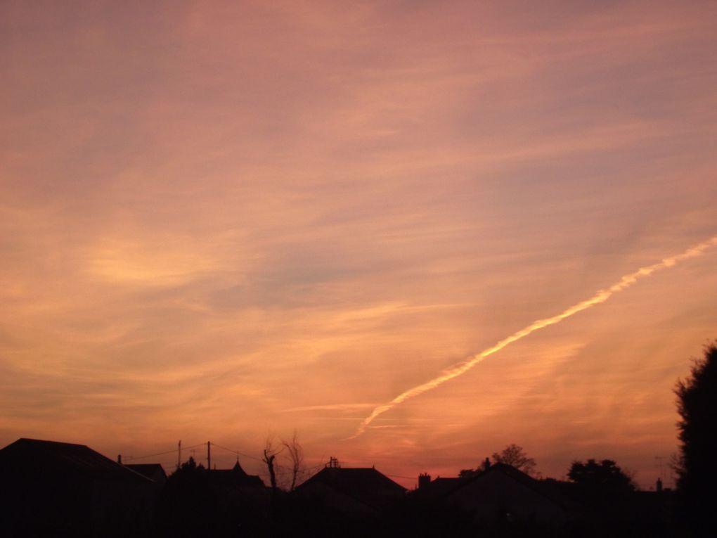 un ciel toujours différent