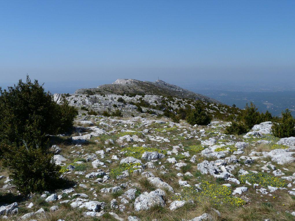 Randonnée en solitaire, 1° avril 2012