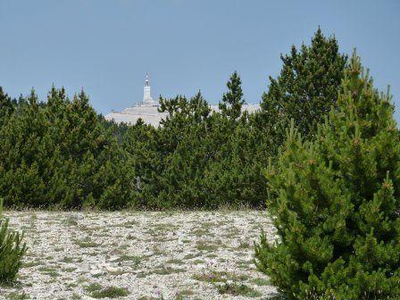 Au départ de Le Verdolier, randonnée effectuée le 14 juillet 2013