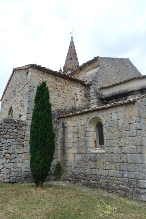 Album - Eglise romane de St Julien du Serre