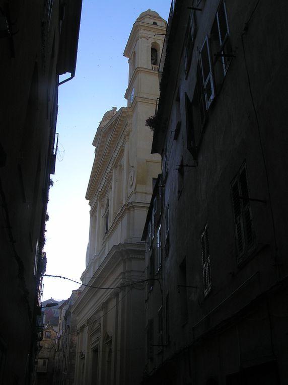 Retour sur Bastia, en passant par Ajaccio et Corte.Balad eà la Cascade des Anglais sur le GR2005 juin 2010
