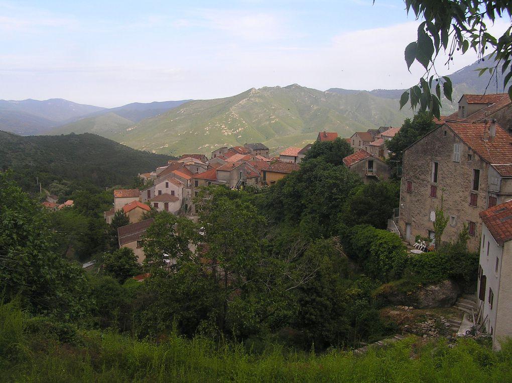 De Pino à Santo Pietro de Venaco01/06/2010