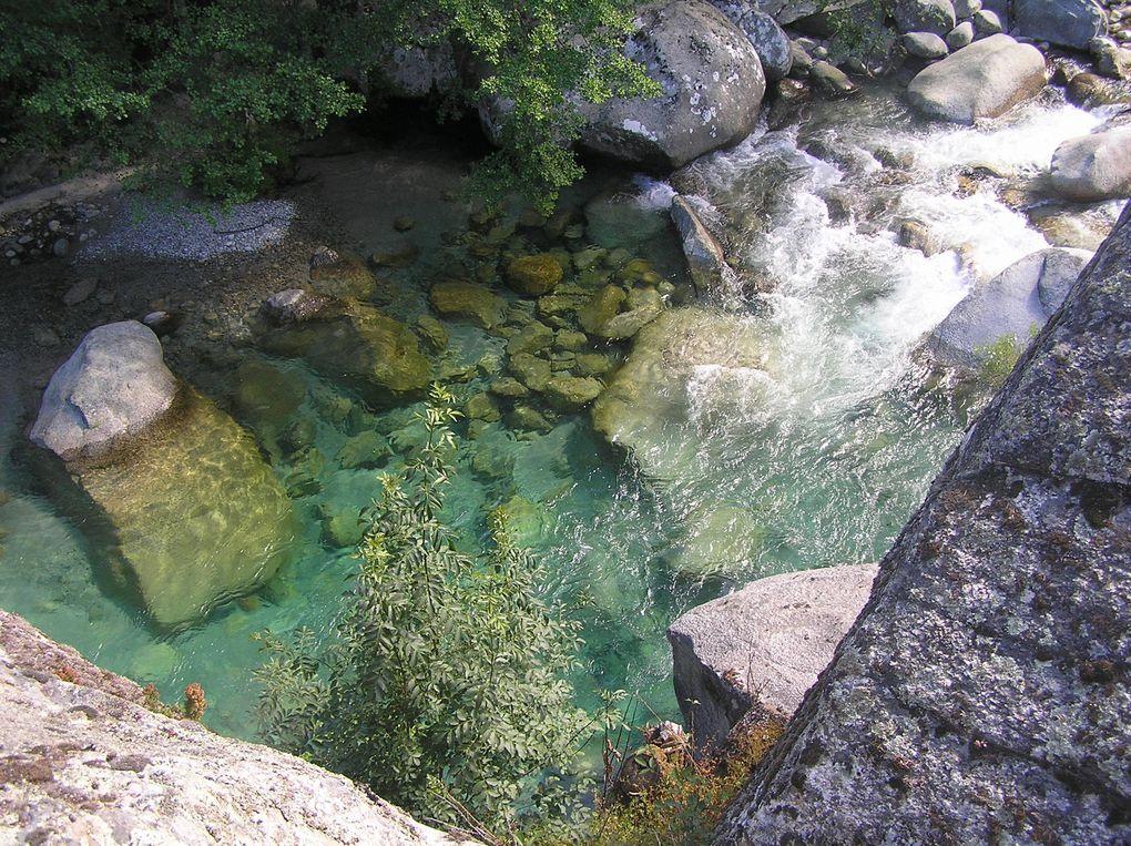 Les lacs de la Restonica 02 juin 2010