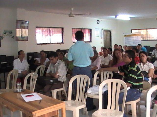 DEL 23 AL 26 DE JUNIO, LOS DOCENTES DE LA INSTITUCION EDUCATIVA MERCEDES ABREGO REALIZARON UNA JORNADA DE ANALISIS, REFLEXION Y EVALUACION Y SE ESTABLECIERON COMPROMISOS DE MEJORAMIENTO INSTITUCIONAL PARA EL II SEMESTRE ESCOLAR 2009