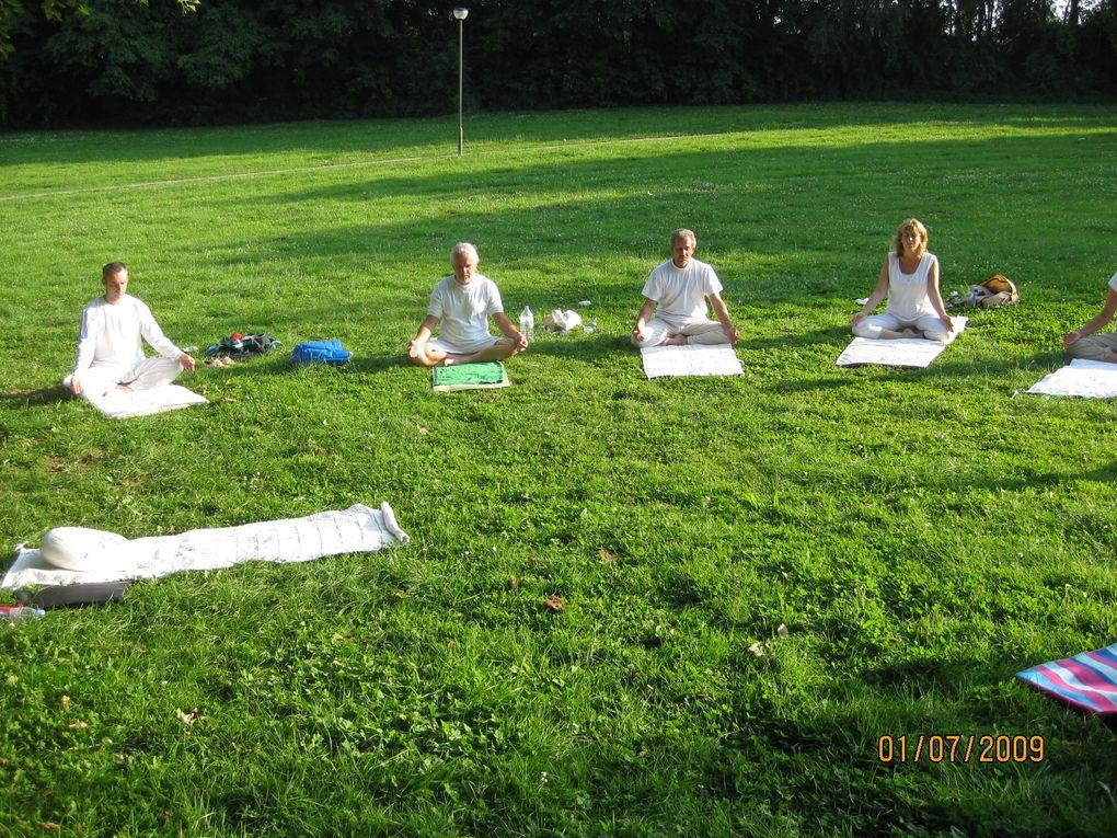 Album - Yoga---Tubize---Juillet-2009