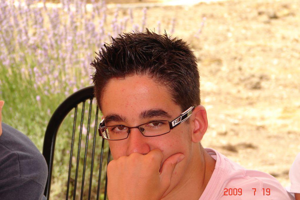 Album - 2009-07-Anniversaire-Anais