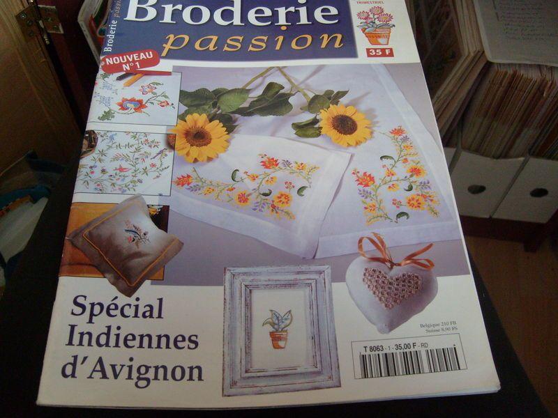 Album - bibliotheque BRODERIE TRADI