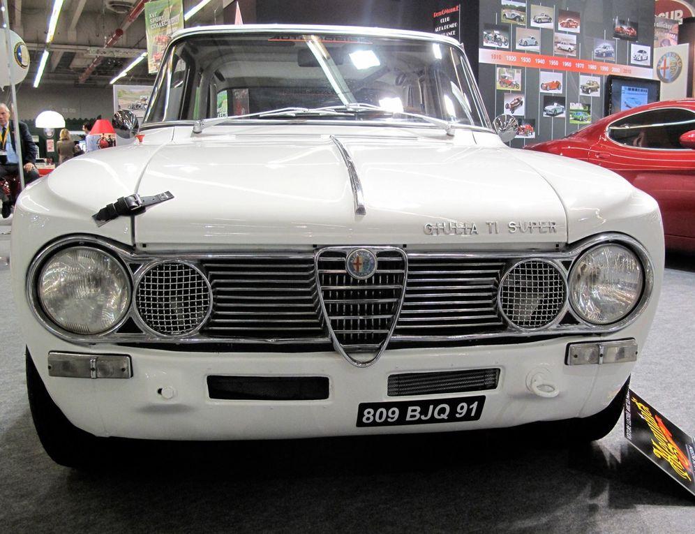 des voitures anciennes