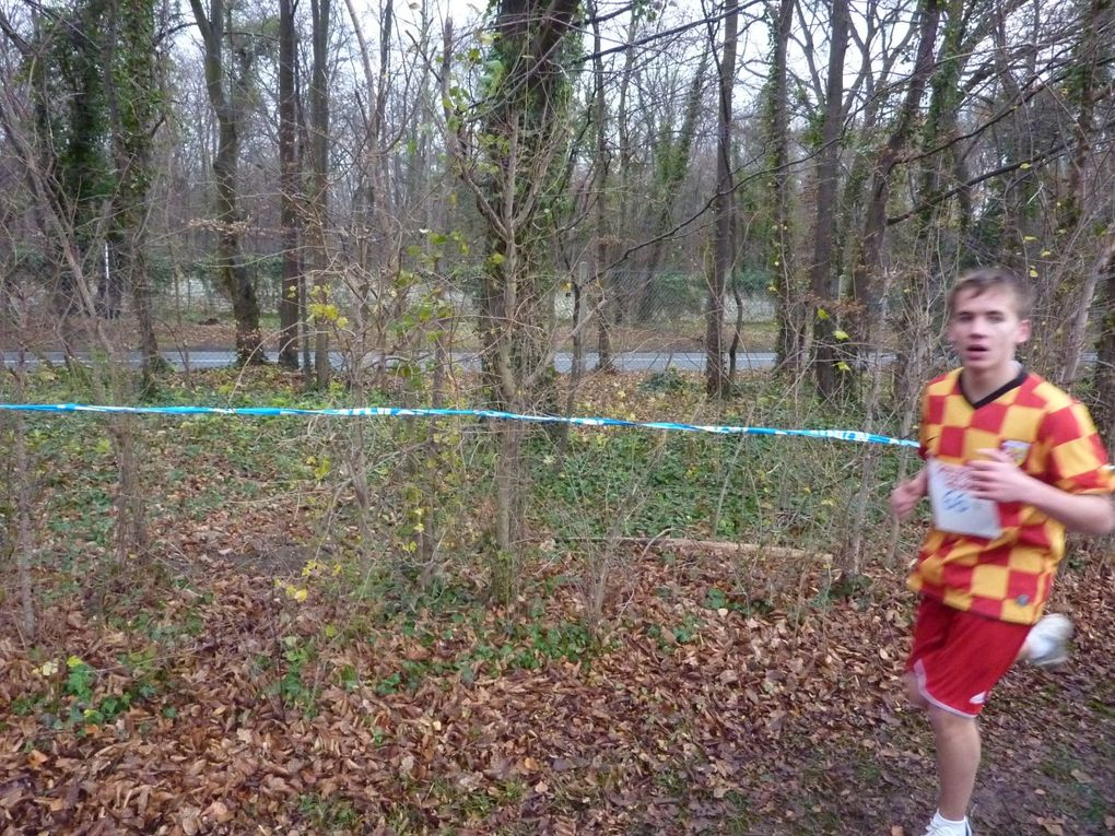 Album - Cross-2009-dépt-Chantilly
