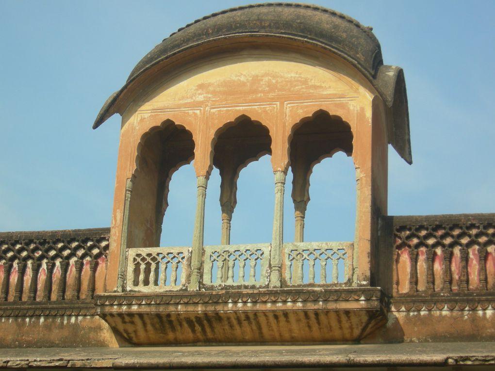 Début de nos photos indiennes (octobre - décembre 2013)