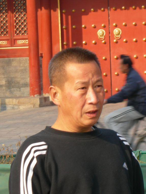 Album - Visages de Chine du nord