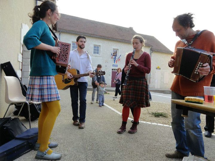 Album - Nuit du Folk 2012
